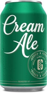 Can of Cream Ale