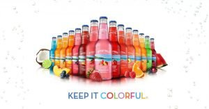 Seagram's Escapes Lineup with Fruit