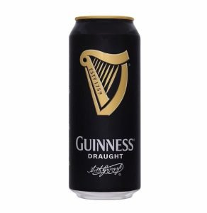 Can of Guinness Draught