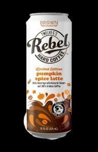 Rebel Hard Coffee Pumpkin Spice Latte